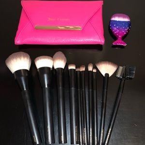 Sonia Kashuk 10 Pc Makeup Brush Set